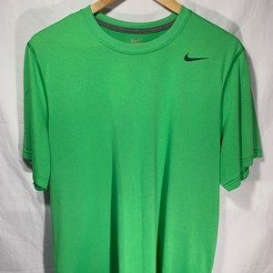 Nike Dri Fit Tech shirt men size L